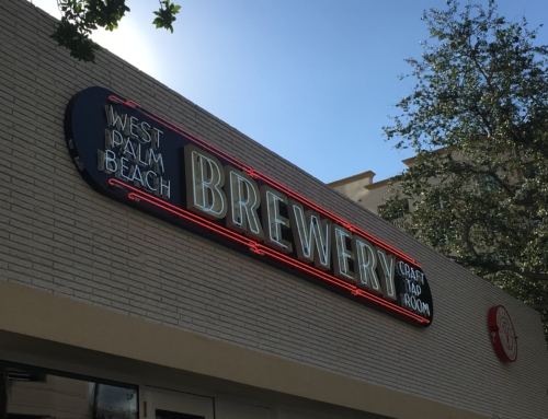 West Palm Beach Brewery and Wine Vault's Grand Opening